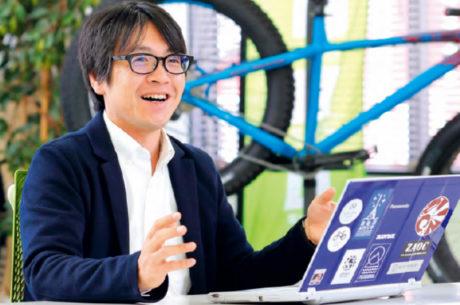 株式会社アキウツーリズムファクトリー 代表取締役 千葉大貴さん
