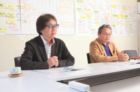 千葉さんと木村さん
