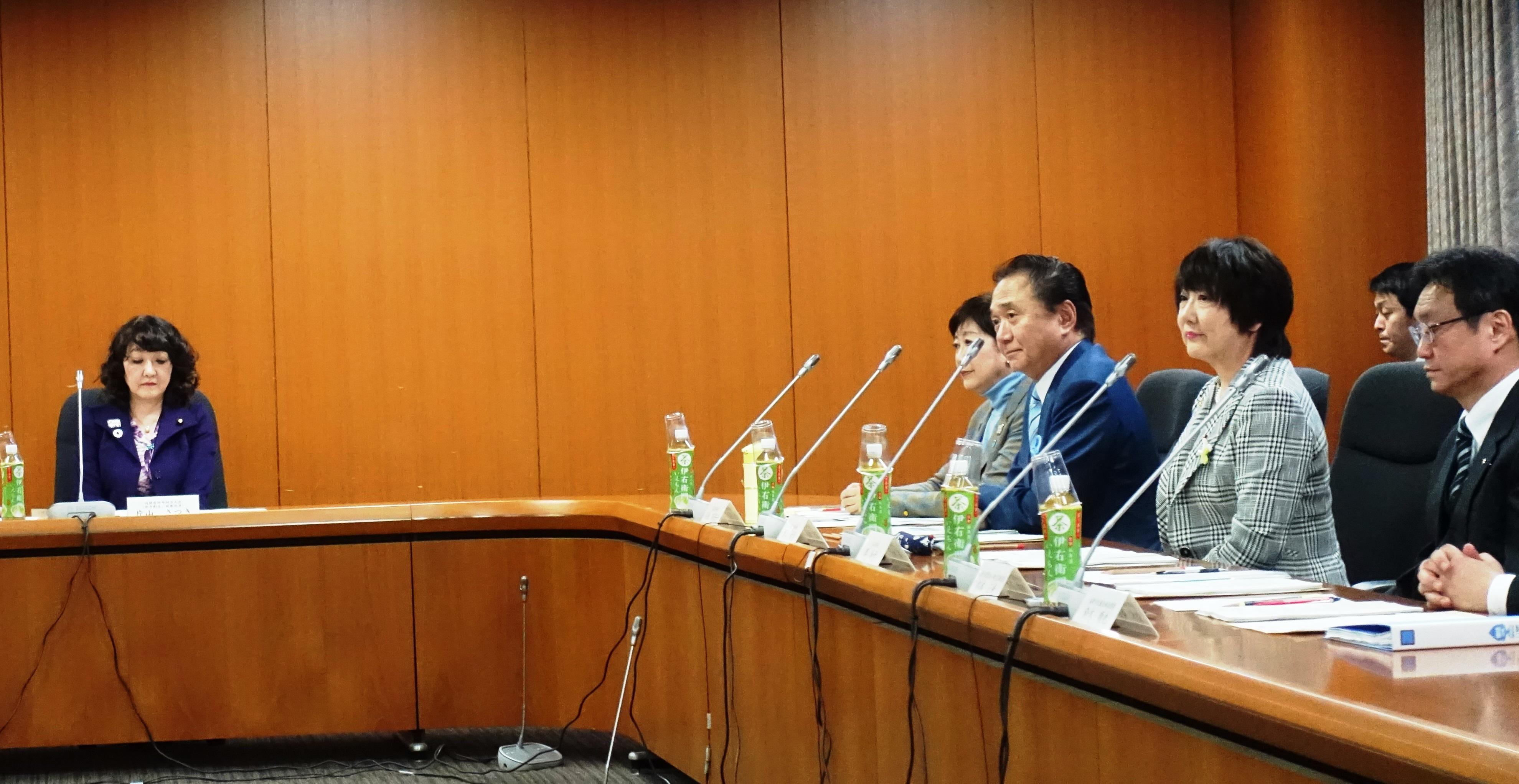 仙台市国家戦略特別区域会議(第10回)の様子