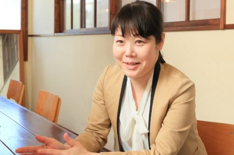 一般社団法人にこにこサポート 代表理事 木皿 美奈子さん